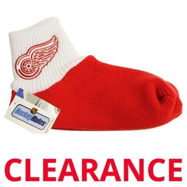 Wholesale Brand Name NHL Slipper Socks