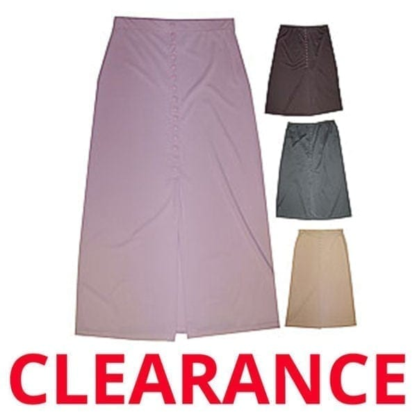 Wholesale Ladies' Long Skirt