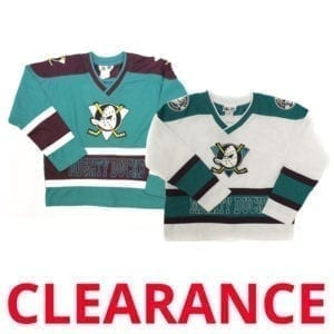 Wholesale Children's NHL Jersey - Anaheim Mighty Ducks