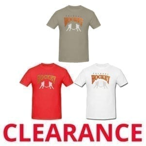 Wholesale Youth Crew Neck T-Shirts - Calgary Hockey