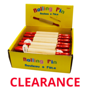 Wholesale Kid's Rolling Pin Toy (Size 8)