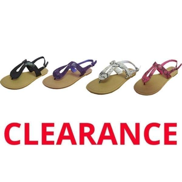 Wholesale Ladies' Fashion Sandals