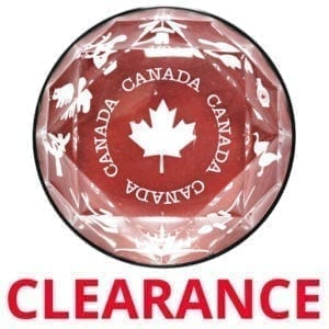 Wholesale Canada Round Paper Weight