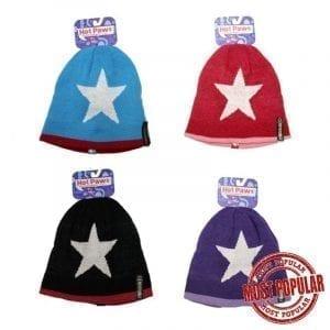096e66702ccc7 Wholesale Children s Reversible Hot Paws Winter Hat