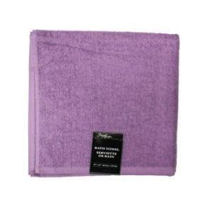 """Wholesale Bath Towels 27"""" x 56"""" - Lilac"""