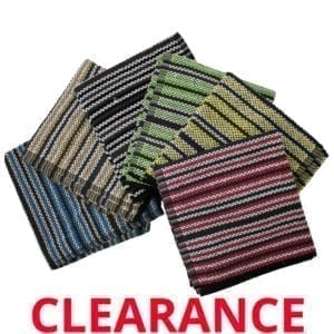 Wholesale Striped Hand/Bath Towel