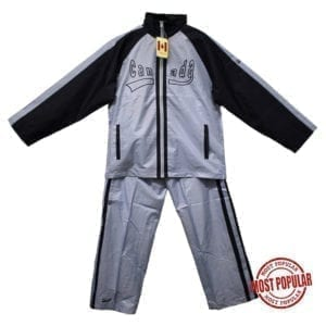 Wholesale Men's/Teen Track Suit With Jacket And Pants - Blue Only (Size S - XL)