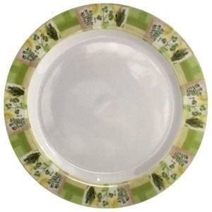 "Wholesale 10"" Melamine Dinner Plate"