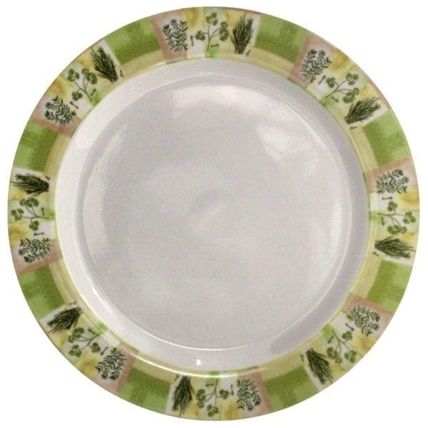 """Wholesale 10"""" Melamine Dinner Plate"""