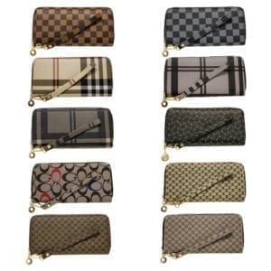 Wholesale Ladies' Designer Inspired Wallets