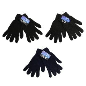 Wholesale Men's Heavy Knit Gloves