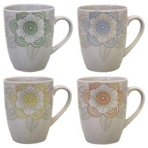 Wholesale Porcelain 12oz Mugs