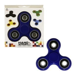 Wholesale Fidget Spinner - Blue