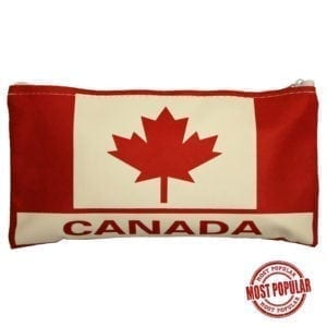 Wholesale Canada Pencil Case