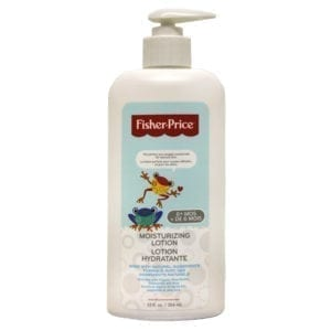 Wholesale Brand Name Fisher Price Infant Moisturizing Lotion