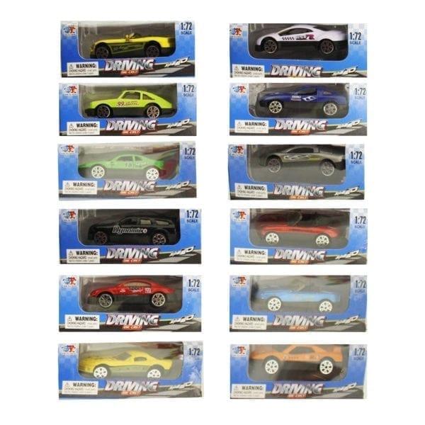 Wholesale Die-Cast Toy Race Cars