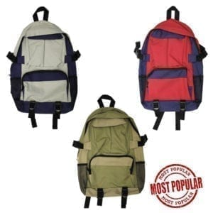 Wholesale Multi-Coloured Backpacks