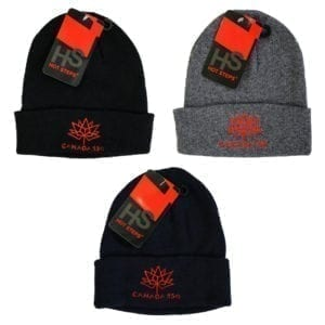 "Wholesale Brand Name Adult/Youth ""Canada 150"" Toque"