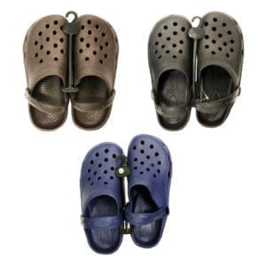 Wholesale Men's Assorted Croc Style Sandals (Size 8-13)
