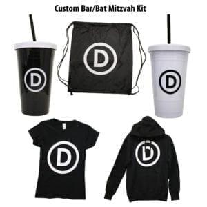 Custom Bar/Bat Mitzvah Kit