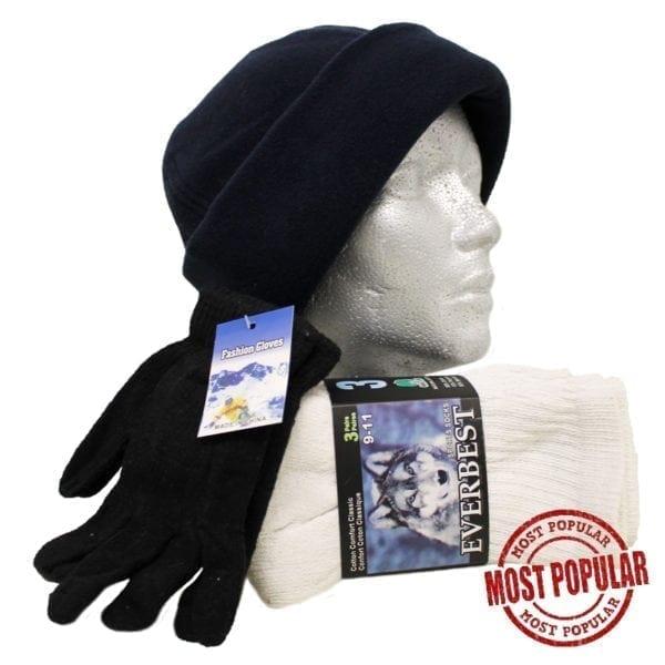 Basic Winter Kit - 3 Pieces