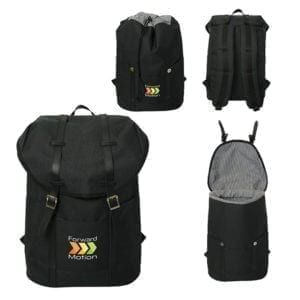Custom Polyester Laptop Backpack
