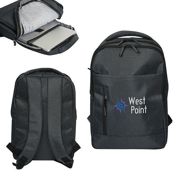 Custom Nylon Laptop Backpack