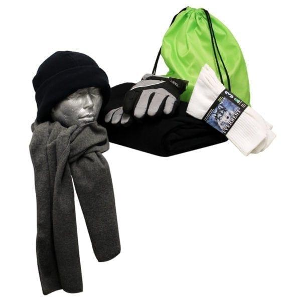 Premium Winter Kit - 6 Pieces