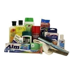 Premium Hygiene Kit - 69 Pieces