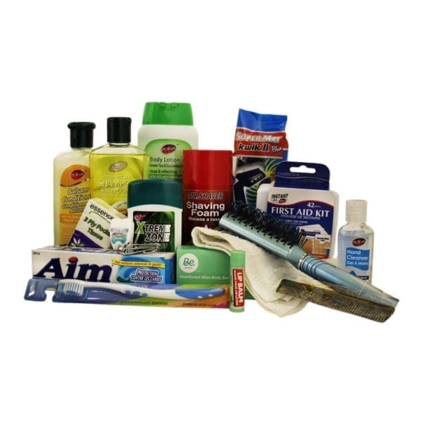 Premium Hygiene Kit - 69 Pieces
