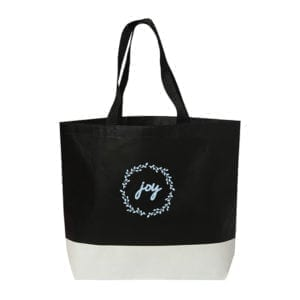 Custom Laminated Tote Bag