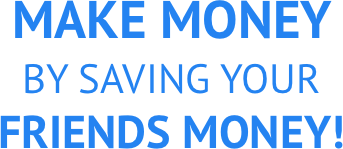 Make Money by Saving