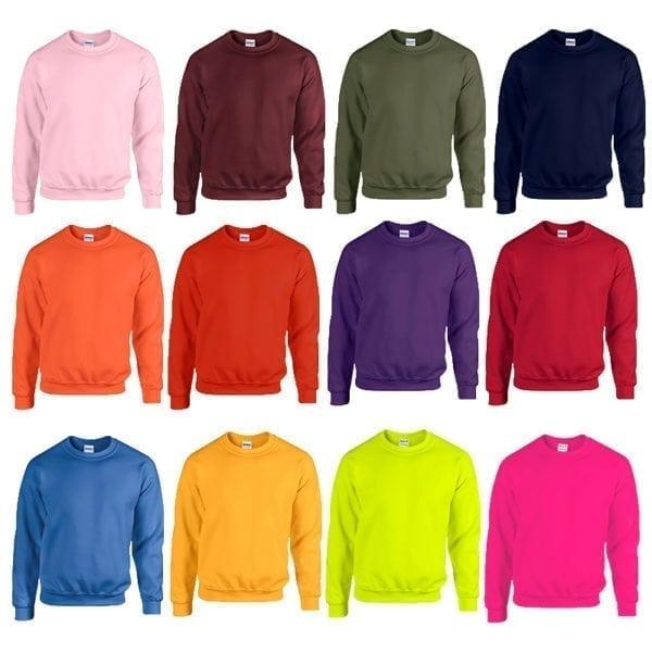 Wholesale Men's Sweaters - Crew Neck (Size S-XL)