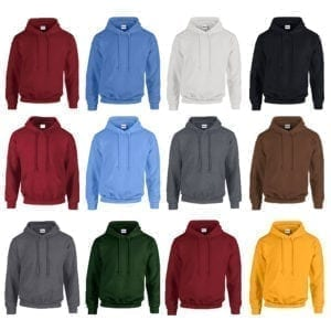 Wholesale Men's Hoodies - Pullover (Size 3XL - 5XL)