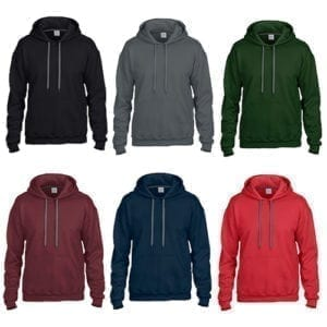 Wholesale Men's Hoodies - Pullover (Size S - XL)