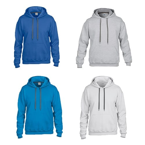 Wholesale Men's Hoodies - Pullover (Size 2XL)