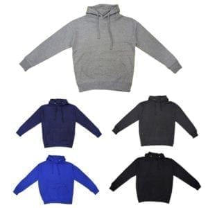 Wholesale Men's Hoodies - Pullover (Size S-2XL)
