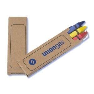 Prang 3 Pack Crayons
