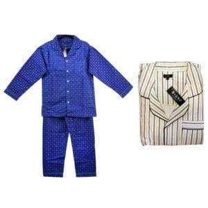 Wholesale Men's/Unisex Pajama Set (Size Small)
