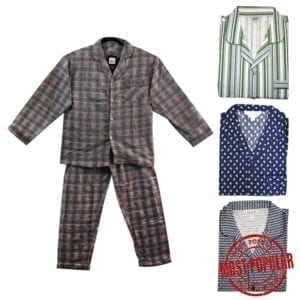 Wholesale Men's/Unisex Pajama Set (Size Large)
