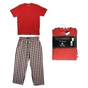 Wholesale Adult Pajama Set (Size S - XL)