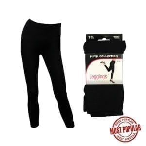 Wholesale Ladies' Elite Collection Leggings (Size S-XL)