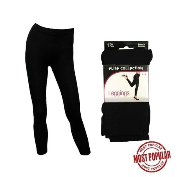 Wholesale Ladies' Elite Collection Leggings (Size S-XL)