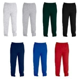Wholesale Men's Sweatpants - Closed Bottom (Size S - XL)