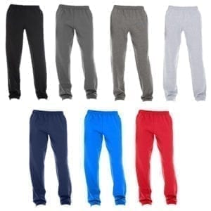 Wholesale Men's Sweatpants - Open Bottom (Size S - XL)