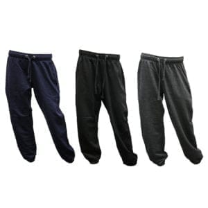 Wholesale Men's Sweatpants - Closed Bottom (Size S-2XL)