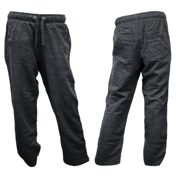 Wholesale Men's Sweatpants - Open Bottom (Size S-2XL)