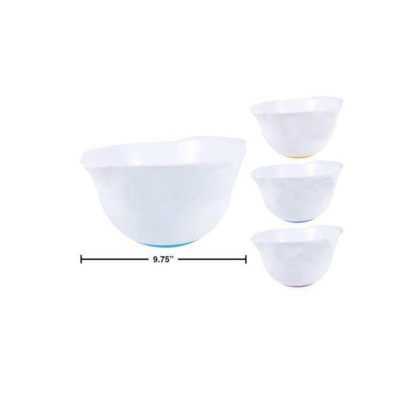 Wholesale Non Slip Mixing Bowl - 3L (4pcs.)