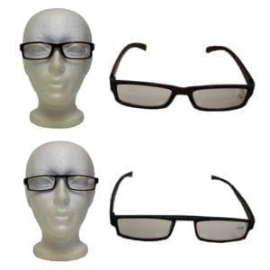 Wholesale Plastic Reading Glasses (Range +1.00 - +4.00)