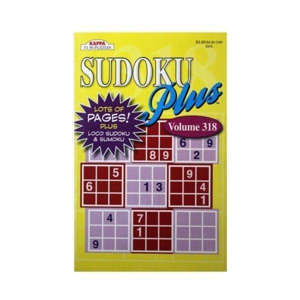 """Wholesale Sudoku Plus Puzzle Book 5"""" x 8"""""""